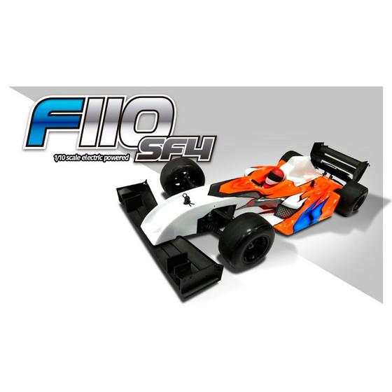 Serpent F110 - SF4 1/10 (SER410067)