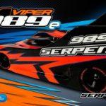 Serpent Viper 989E 4wd 1/8 EP (SER904005)